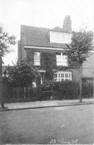 33 Priory Avenue 1900