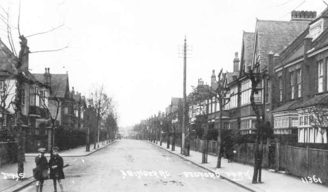 Abinger Road