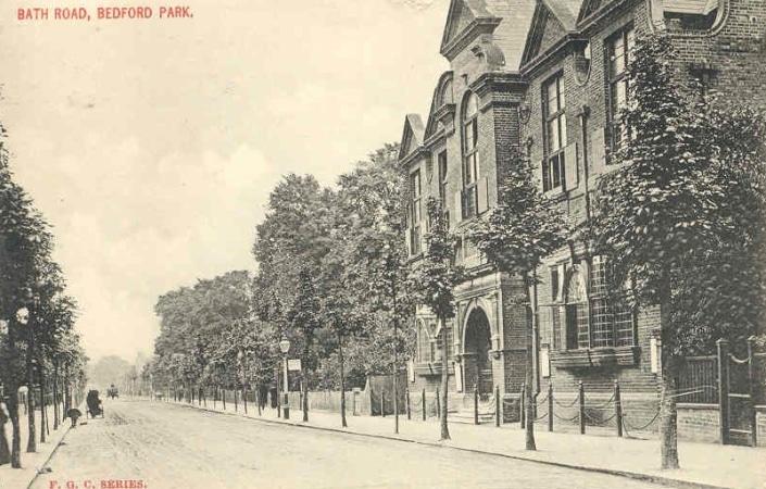 Bath Road