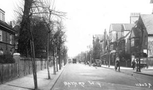 Bath Road circa 1920