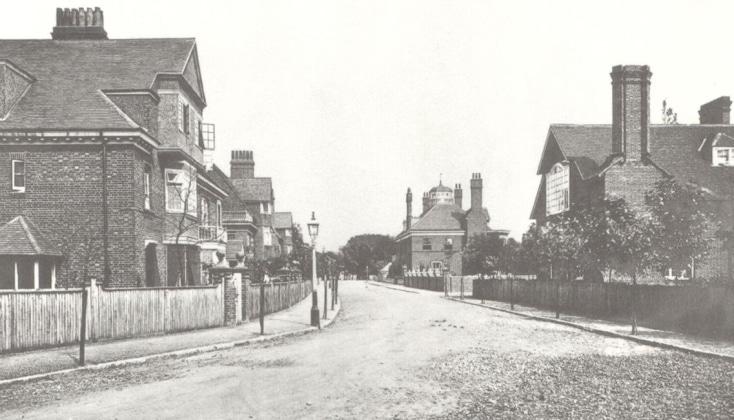 Bedford Road 1881