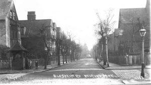 Blenheim Road 1920