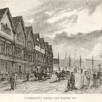 Co-operative Stores and Tabard Inn