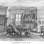 Dining Room in Tower House
