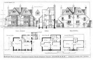 Godwin Semi detached house