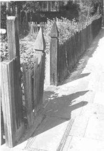 Godwin gateposts 1963