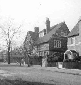 Malborough Crescent 1963