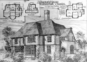 Priory Avenue 1880