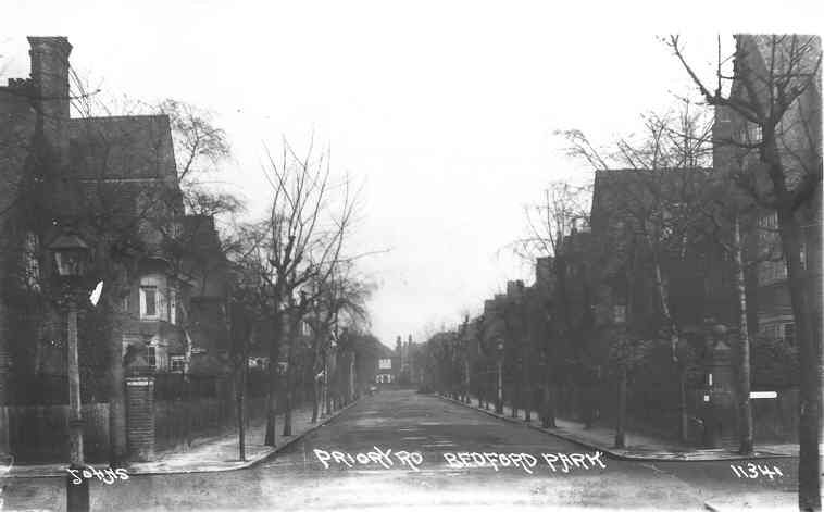 Priory Avenue 1920