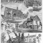 Street scenes in Bedford Park