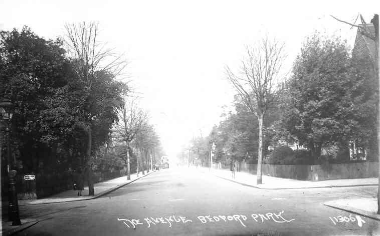 The Avenue circa 1910