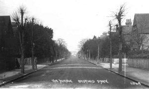 The Avenue circa 1920